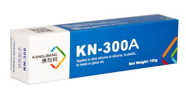 KN-300硅胶粘尼龙常温胶